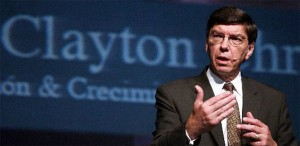 Clayton Christensen, spécialiste de l'innovation de rupture
